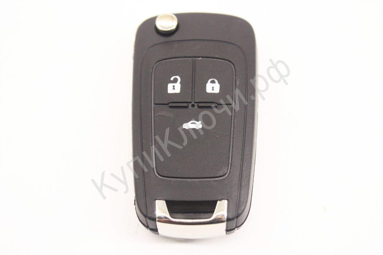 складной ключ chevrolet cruze ремонт кнопки