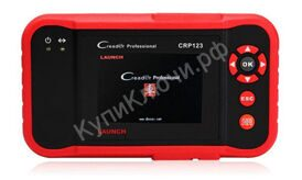 Launch CReader Professional CRP123